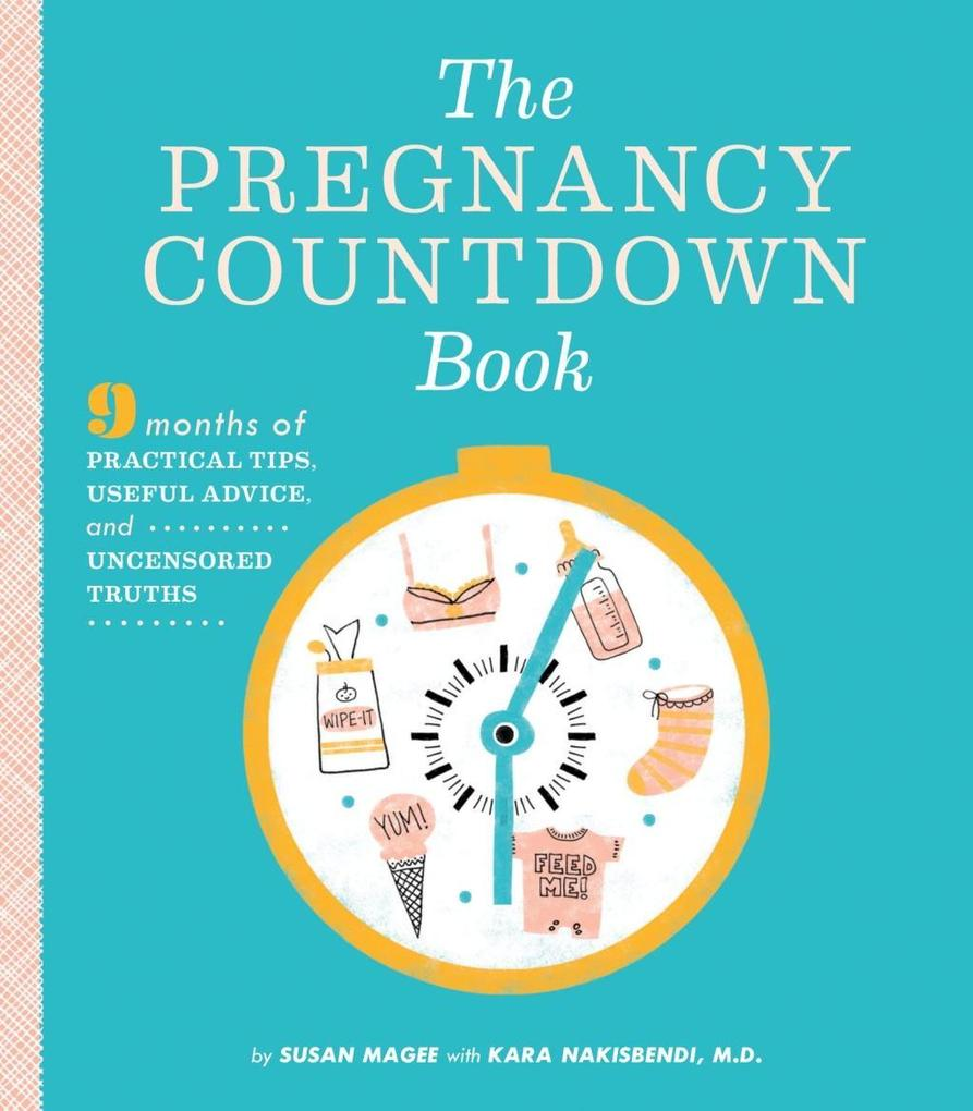 The Pregnancy Countdown Book als eBook Download...