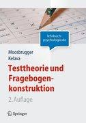 Testtheorie und Fragebogenkonstruktion