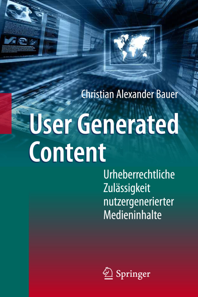 User Generated Content als Buch von Christian A...