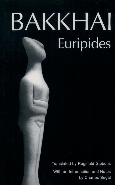 Bakkhai: Euripides als Taschenbuch