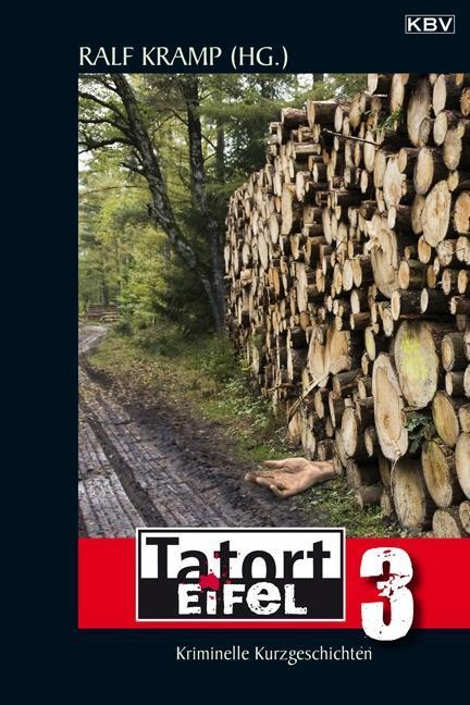 Tatort Eifel 3 als Buch von