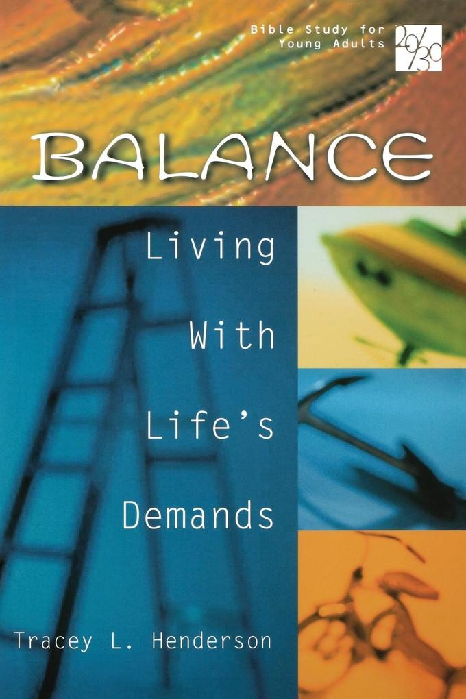 20/30 Bible Study for Young Adults Balance als Taschenbuch