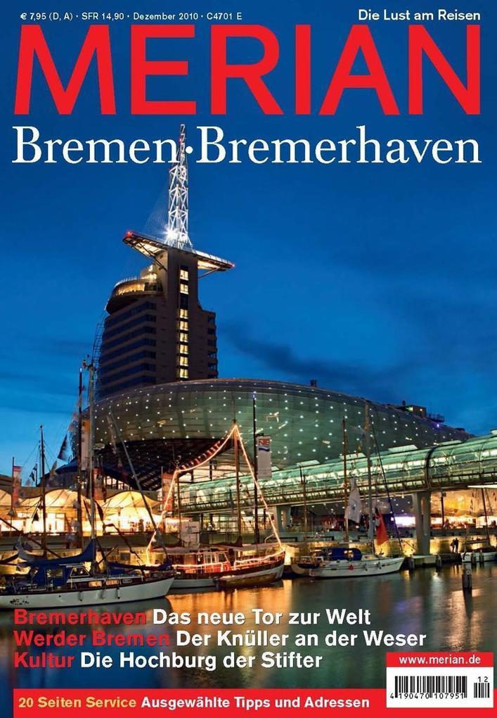 MERIAN Bremerhaven als Buch von