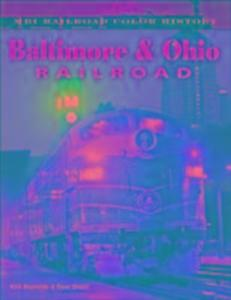 Baltimore and Ohio Railroad als Taschenbuch