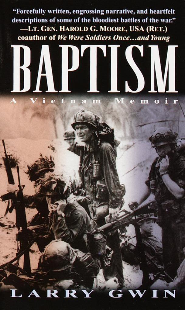 Baptism: a Vietnam Memoir als Taschenbuch