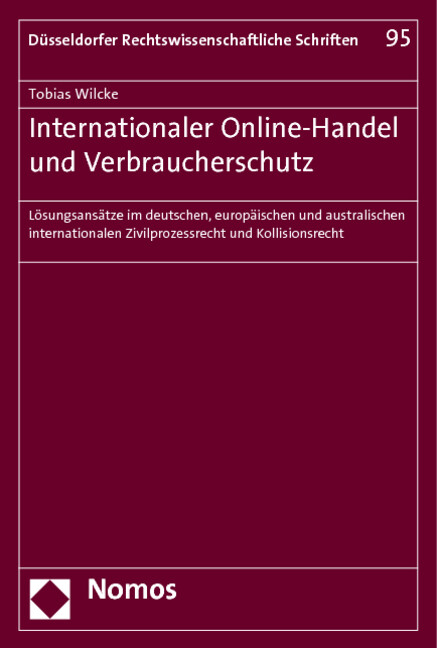 Internationaler Online-Handel und Verbrauchersc...
