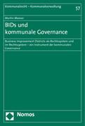 BIDs und kommunale Governance