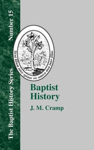 Baptist History als Buch