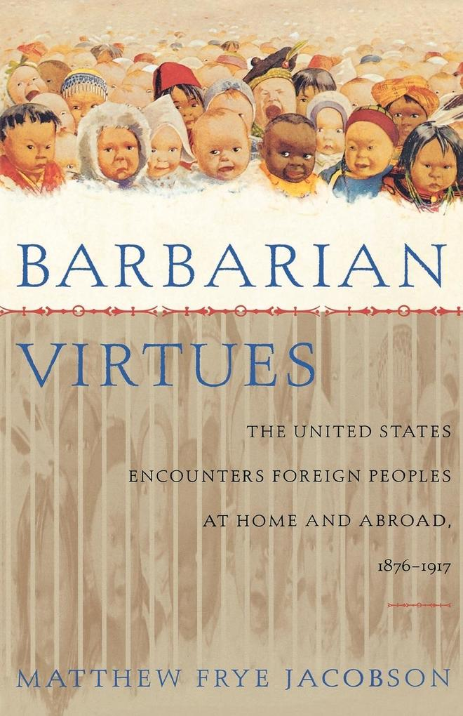 Barbarian Virtues als Buch