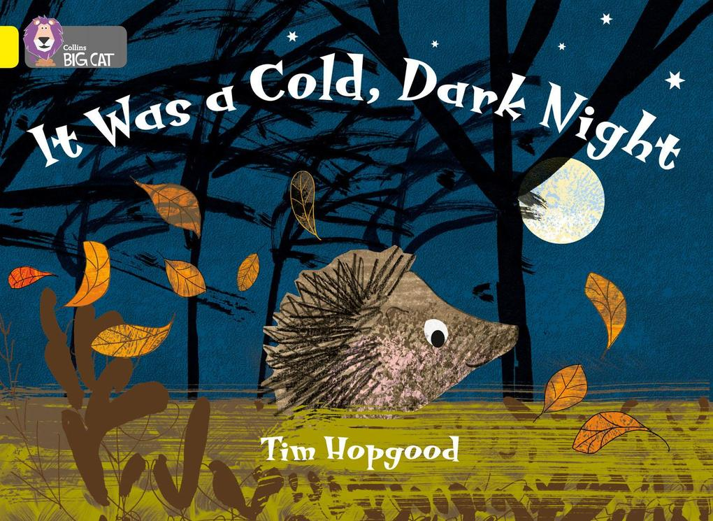 It Was a Cold Dark Night als Taschenbuch