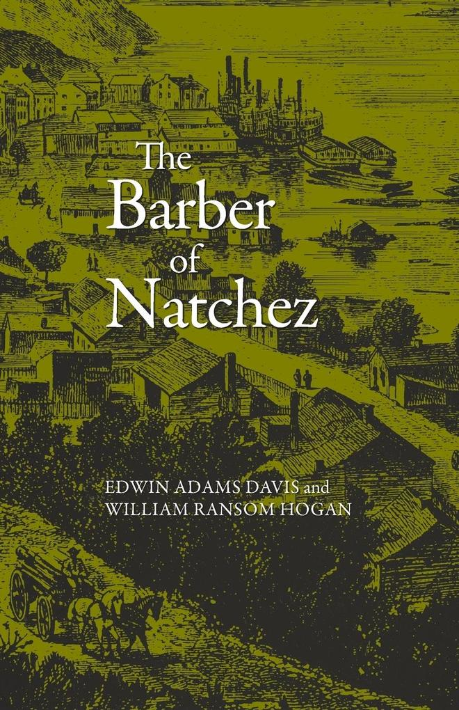 Barber of Natchez als Buch