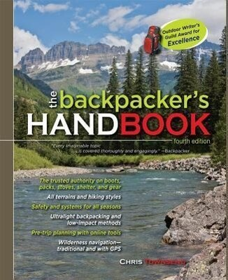 The Backpacker's Handbook als Buch (kartoniert)