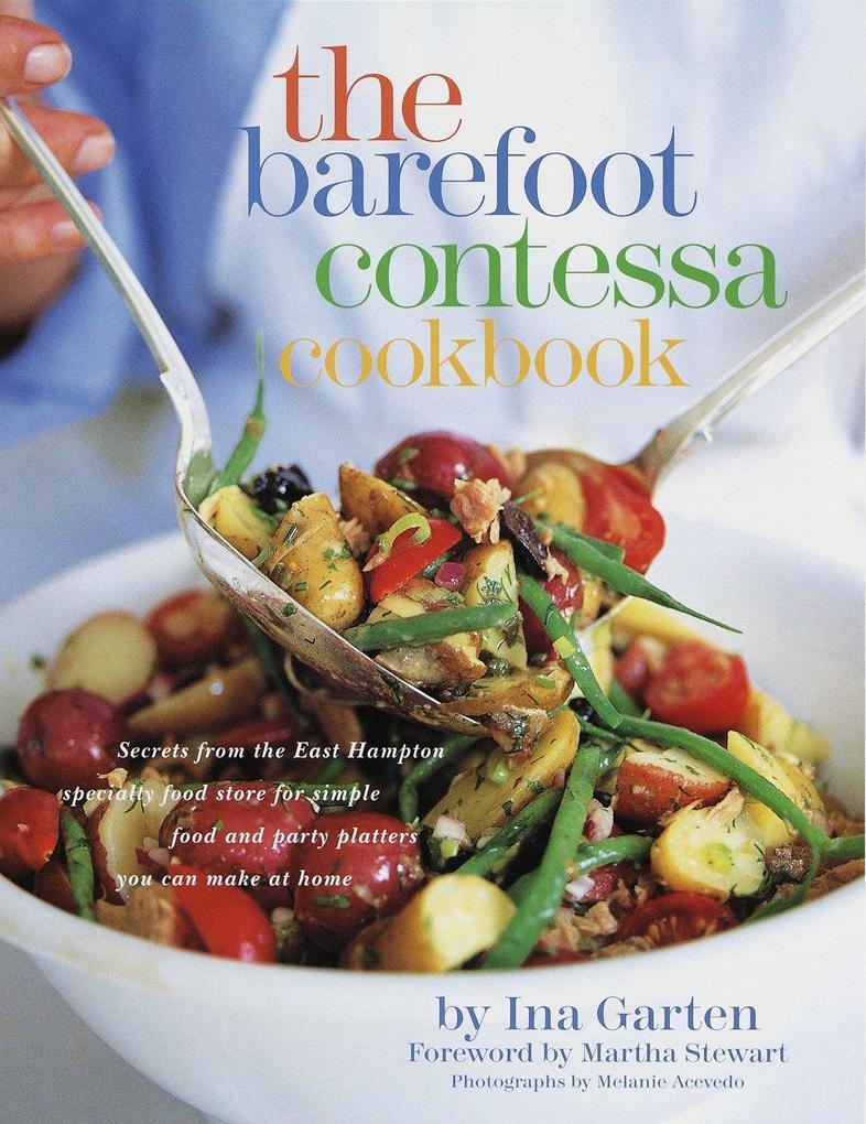 The Barefoot Contessa Cookbook als Buch