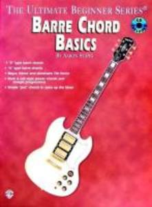 Songxpress Barre Chord Basics: Book & CD [With CD] als Taschenbuch