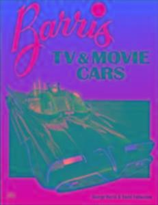 Barris TV and Movie Cars als Taschenbuch