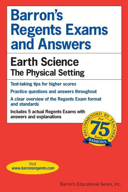 Regents Exams and Answers: Earth Science als Taschenbuch