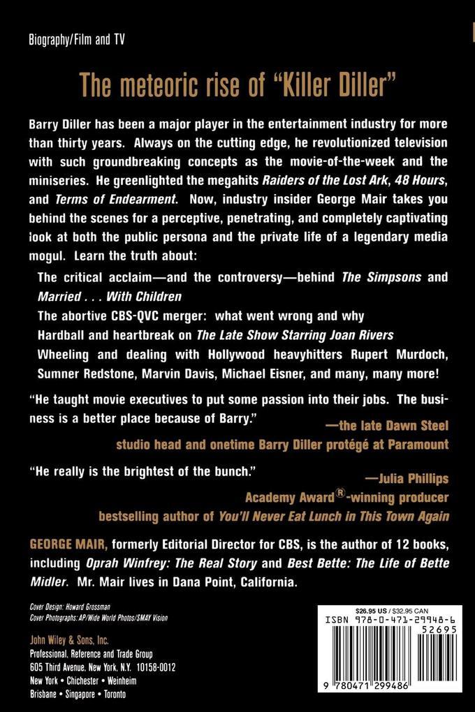 The Barry Diller Story als Taschenbuch
