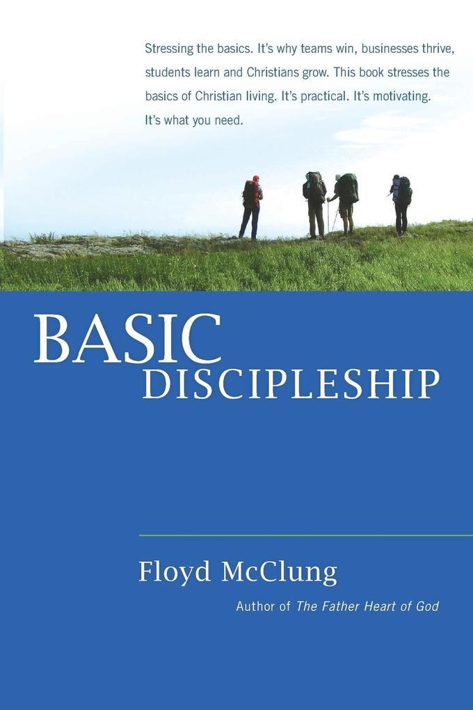 Basic Discipleship als Taschenbuch