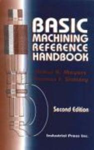 Basic Machining Reference Handbook als Taschenbuch