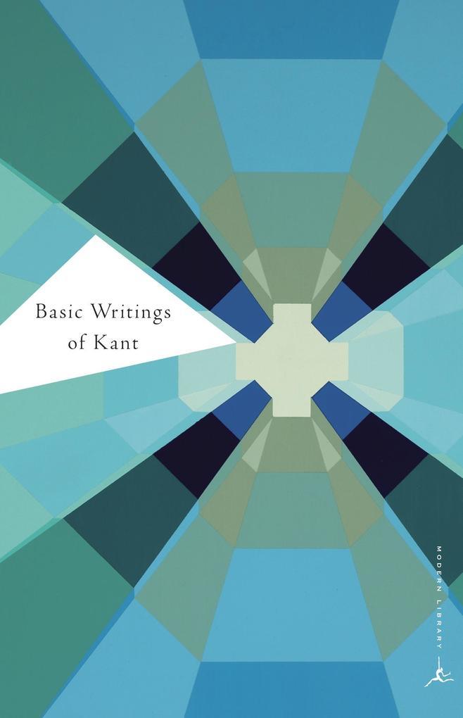Basic Writings of Kant als Taschenbuch
