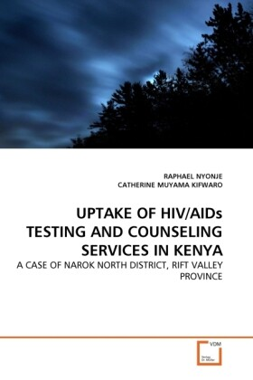 UPTAKE OF HIV/AIDs TESTING AND COUNSELING SERVI...