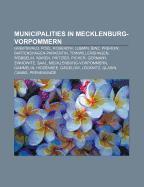 Municipalities in Mecklenburg-Vorpommern als Ta...