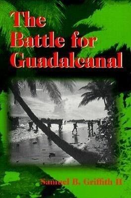 The Battle for Guadalcanal als Taschenbuch