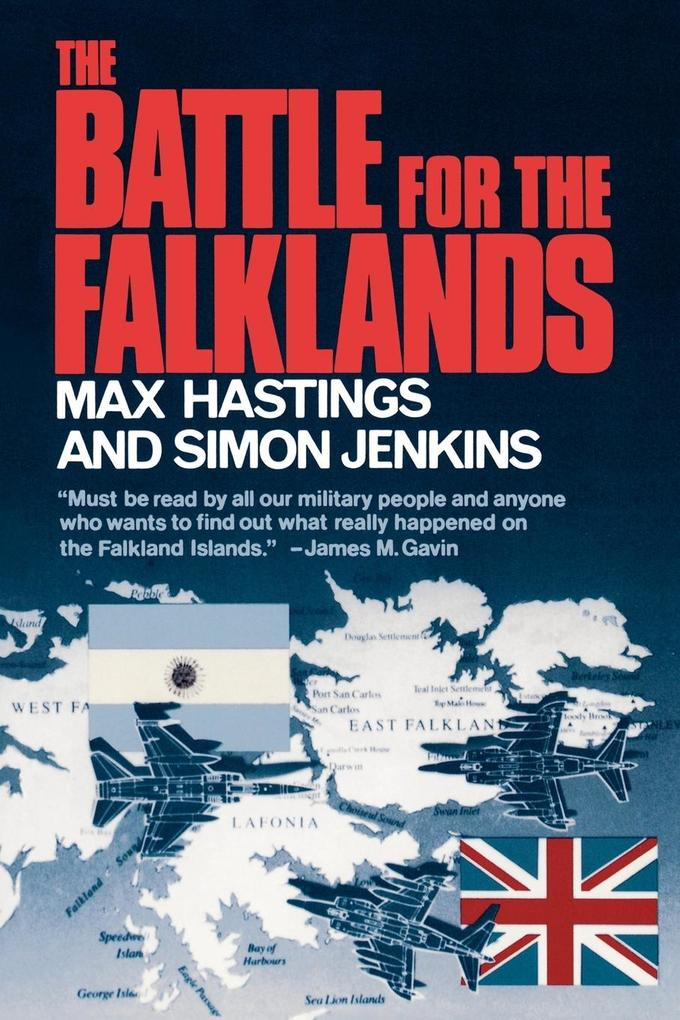 The Battle for the Falklands als Taschenbuch