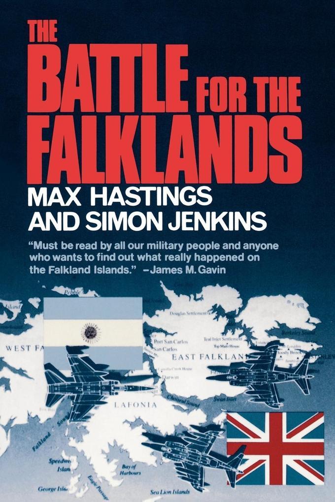The Battle for the Falklands als Taschenbuch