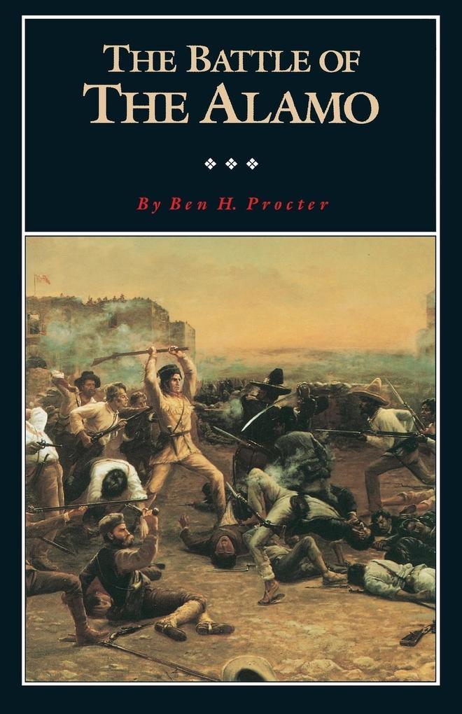 The Battle of the Alamo als Taschenbuch