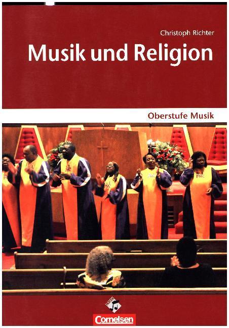 Musik und Religion, Schülerheft als Buch von Ch...