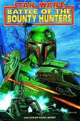 Star Wars Battle of Bounty Hunters als Buch