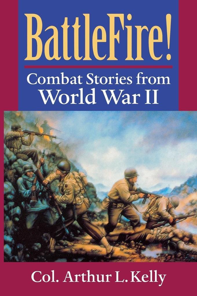 BattleFire! als Taschenbuch