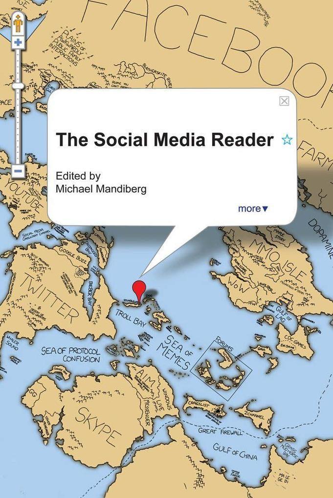 Social Media Reader als Buch von Michael Mandiberg
