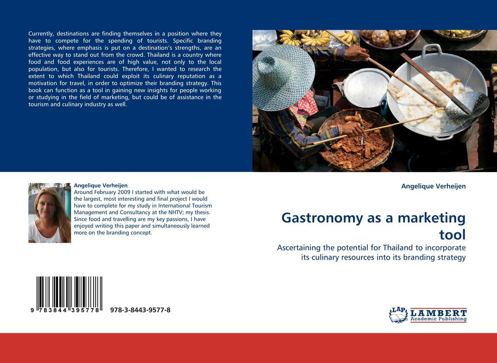Gastronomy as a marketing tool als Buch von Ang...