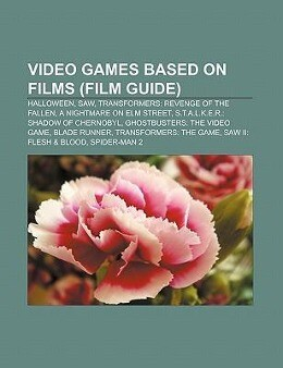Video games based on films (Film Guide) als Tas...