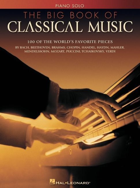 The Big Book Of Classical Music als Taschenbuch