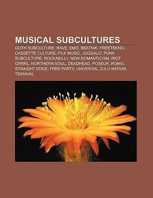 Musical subcultures als Taschenbuch von