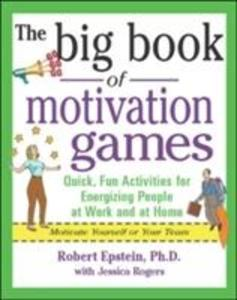 The Big Book of Motivation Games als Taschenbuch