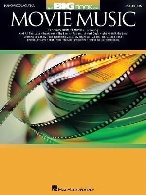 Big Book of Movie Music als Taschenbuch