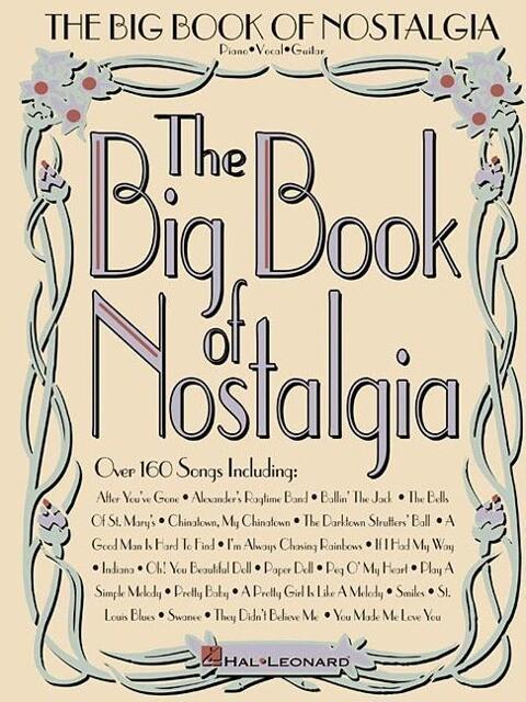 The Big Book of Nostalgia als Taschenbuch
