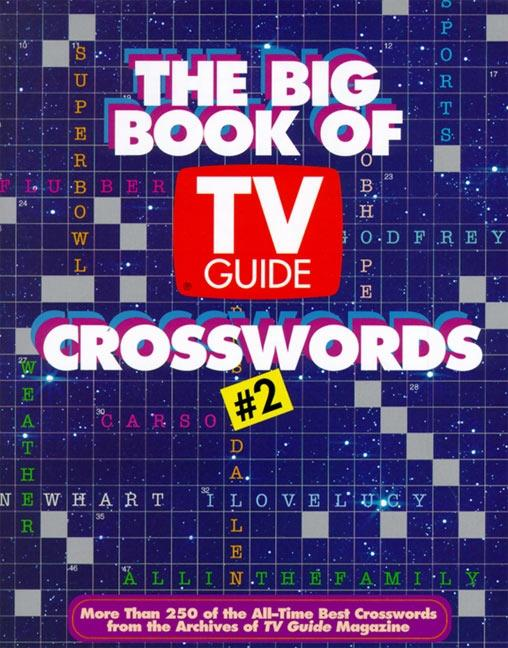 The Big Book of TV Guide Crosswords #2 als Taschenbuch