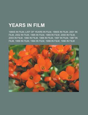 Years in film als Taschenbuch von