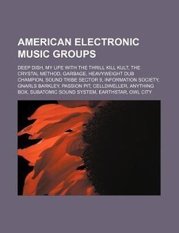 American electronic music groups als Taschenbuc...
