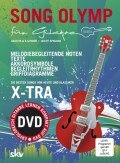 SONG OLYMP für Gitarre mit DVD