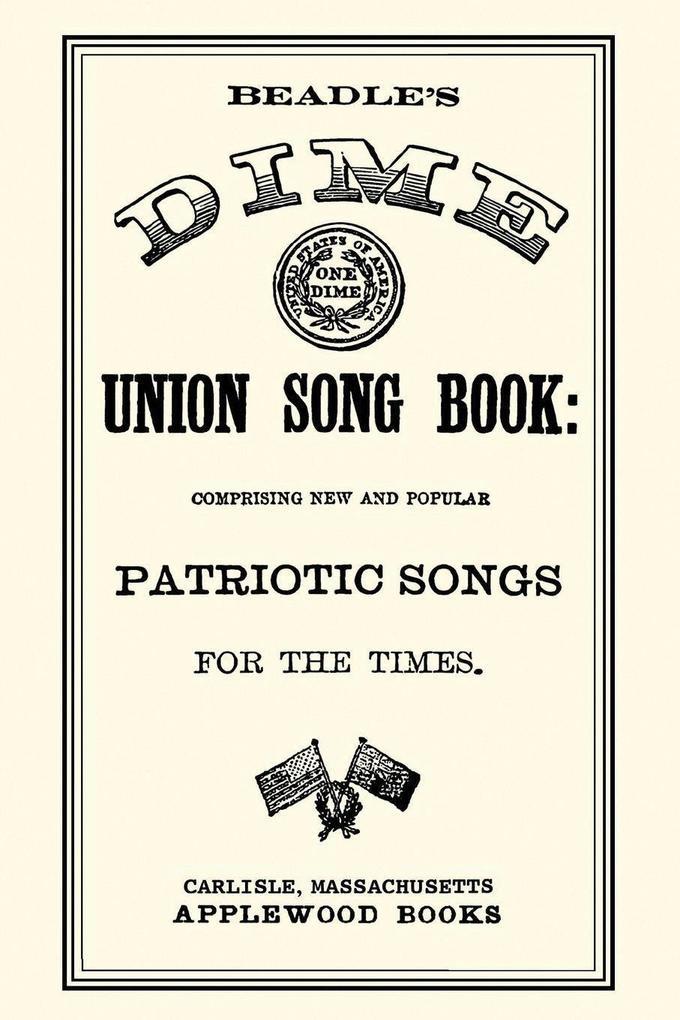 Union Song Book als Taschenbuch