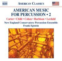 American Music for Percussion 2