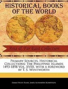 The Philippine Islands 1493-1898 Vol. XVIII