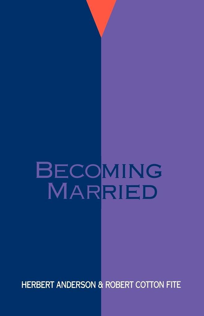 Becoming Married als Taschenbuch