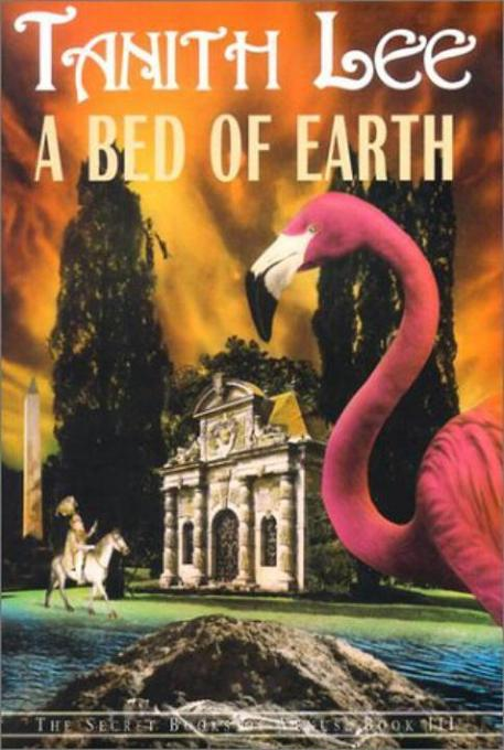 A Bed of Earth als Buch
